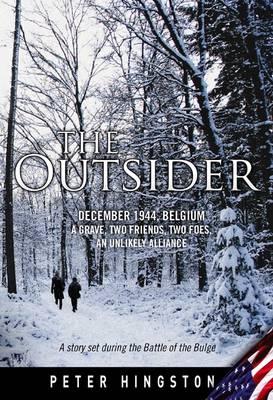 The Outsider: December 1944, Belgium (Paperback)