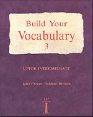 Build Your Vocabulary - 3 - Upper Intermediate (Board book)