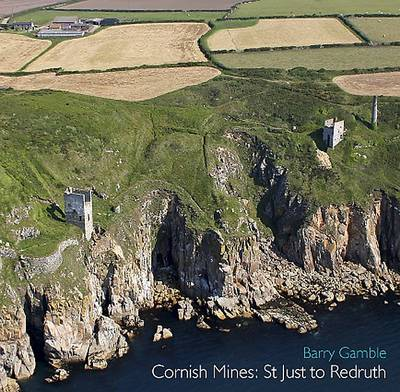 Cornish Mines: St. Just to Redruth - Pocket Cornwall (Paperback)
