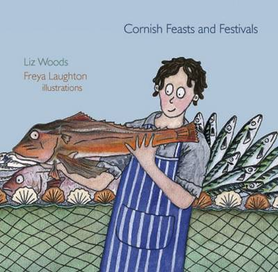 Cornish Feasts and Festivals - Pocket Cornwall (Paperback)