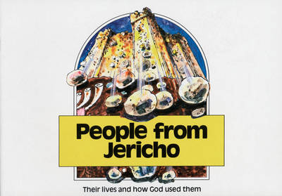 People from Jericho - Bible places & people (Paperback)