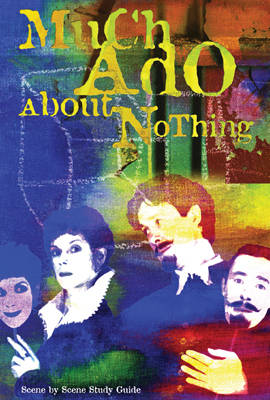 """""""Much Ado About Nothing"""" - EMC Scene-by-scene Study Guides (Spiral bound)"""