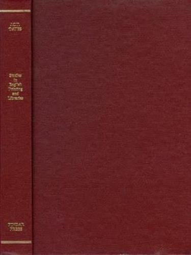 Studies in English Printing and Libraries - Studies in the History of Printing 6 (Hardback)