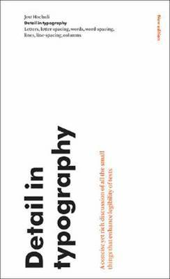 Detail in Typography (Paperback)