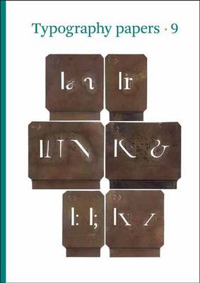 Typography Papers 9: 9 (Paperback)