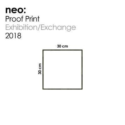 neo: Proof Print Exhibition/Exchange - 2018 1 (Paperback)