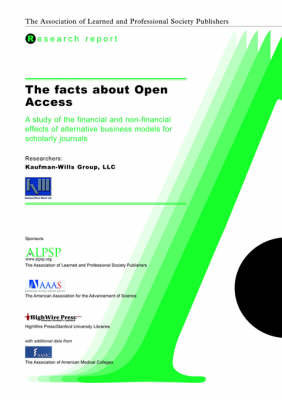 The Facts about Open Access (Paperback)