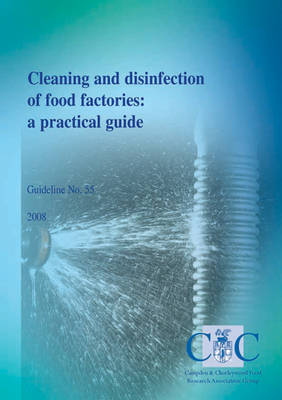 Cleaning and Disinfection of Food Factories (Paperback)