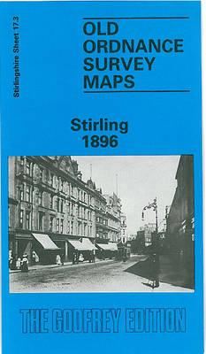 Stirling 1896: Stirlingshire Sheet 17.03 - Old O.S. Maps of Stirlingshire (Sheet map, folded)