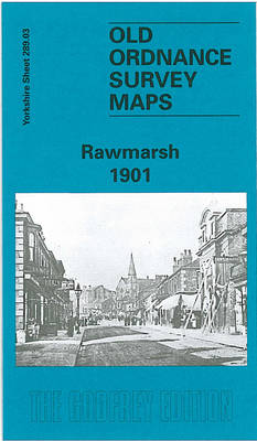 Rawmarsh - Old O.S. Maps of Yorkshire (Sheet map, folded)