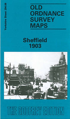Sheffield 1903: Y294.08a - Old O.S. Maps of Yorkshire (Sheet map, folded)