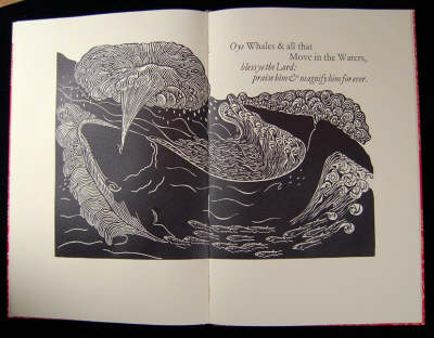 Benedicite Omnia Opera (Leather / fine binding)