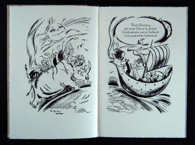Two Nonsense Stories (Leather / fine binding)