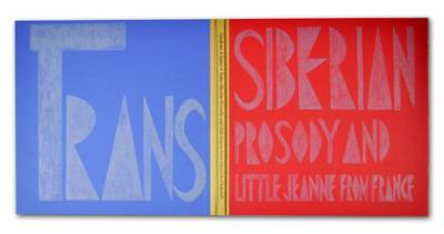 Trans-Siberian Prosody and Little Jeanne from France (Leather / fine binding)