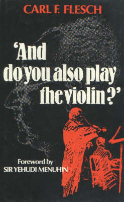 And do you also play the violin? (Hardback)