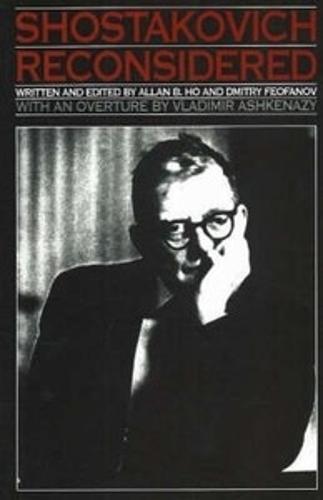 Shostakovich Reconsidered (Hardback)