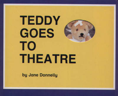 Teddy Goes to the Theatre (Board book)
