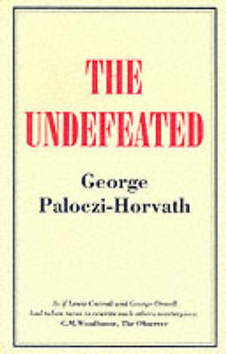 The Undefeated (Hardback)