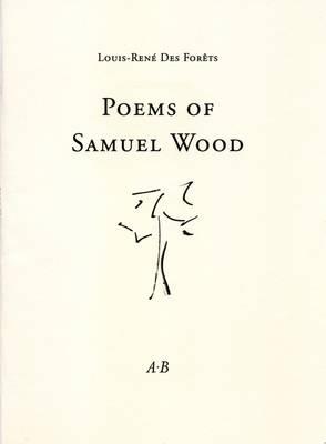 Poems of Samuel Wood (Paperback)