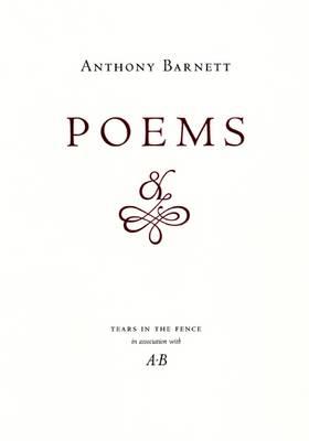 Poems & (Paperback)