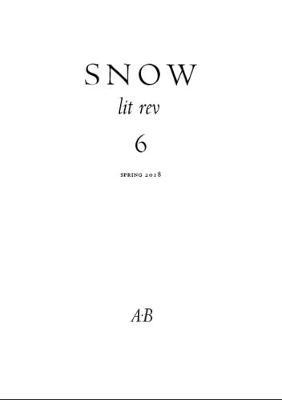 Snow lit rev, 6 (Paperback)
