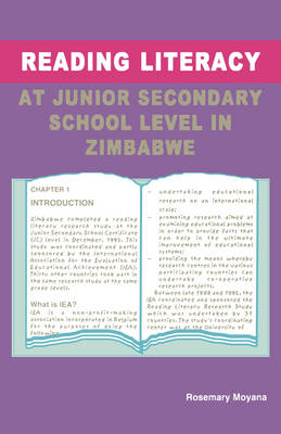 Reading Literacy at Junior Secondary School Level in Zimbabwe (Paperback)