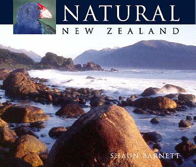 Natural New Zealand (Paperback)