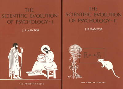 Scientific Evolution of Psychology (Paperback)