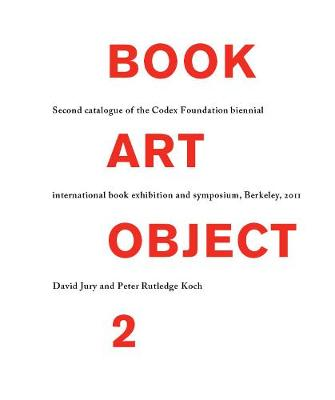 Book Art Object 2 (Hardback)