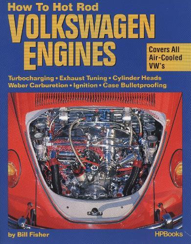 How To Hot Rod Volkswagen Engines (Paperback)