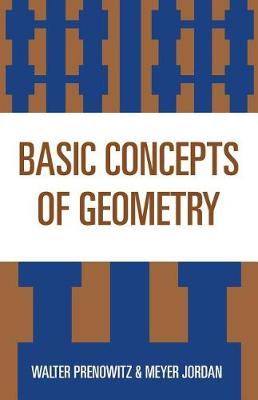 Basic Concepts of Geometry (Paperback)