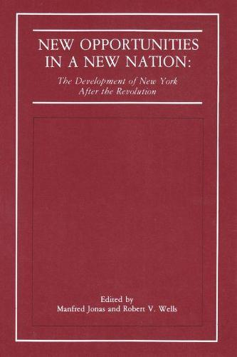 New Opportunities in a New Nation (Hardback)
