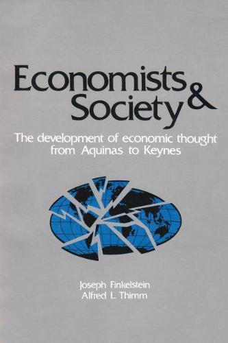 Economists and Society (Paperback)