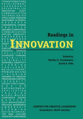 Readings in Innovation (Paperback)
