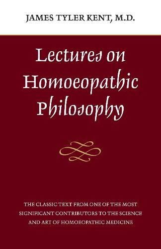Lectures On Homeopathic Phil. (Paperback)