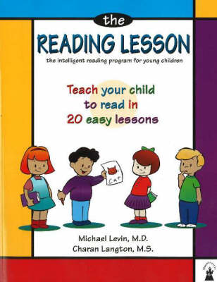 The Reading Lesson: Teach Your Child to Read in 20 Easy Lessons (Paperback)