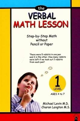 Verbal Math Lesson: Level 1: Step-by-Step Math without Pencil or Paper (Paperback)