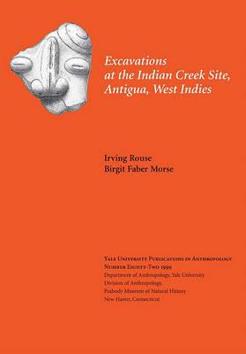 Excavations at the Indian Creek Site, Antigua, West Indies (Hardback)