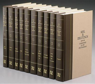Commentary on the Old Testament (Hardback)