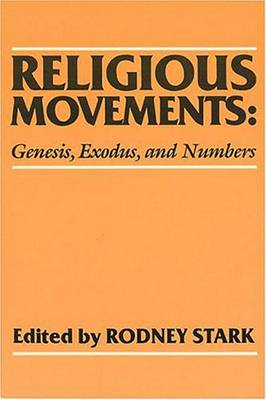 Religious Movements: Genesis, Exodus, and Numbers (Paperback)