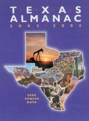 Texas Almanac 2002-2003 Teacher's Guide (Paperback)