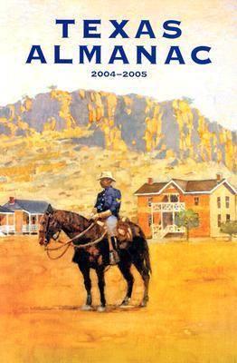 Texas Almanac 2004-2005 (Paperback)