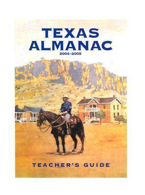 Texas Almanac 2004-2005 Teacher's Guide (Paperback)
