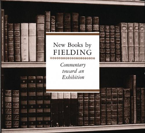 New Books by Fielding - An Exhibition of the Hyde Collection (Paperback)