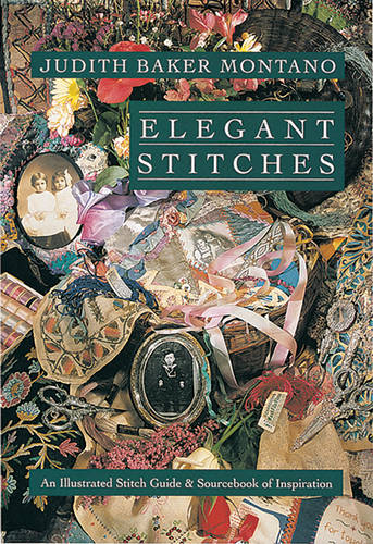Elegant Stitches: An Illustrated Stitch Guide & Source Book of Inspiration (Spiral bound)