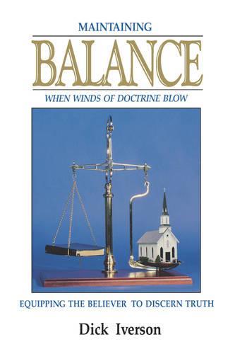 Maintaining Balance (Paperback)