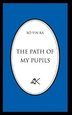 The Path of My Pupils (Paperback)