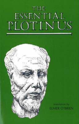 The Essential Plotinus (Paperback)
