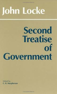 Second Treatise of Government (Hardback)
