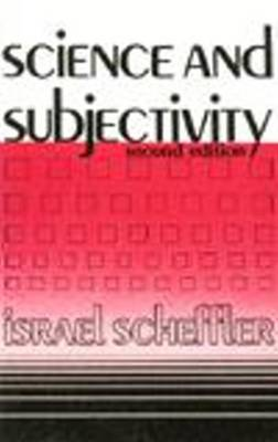 Science and Subjectivity (Hardback)